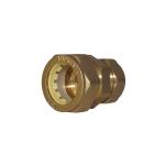 Соединение редукционное (муфта) труба-труба 25*20