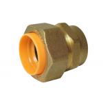 Соединение (муфта) труба-внутренняя резьба 25*1 для газа с диэлектриком